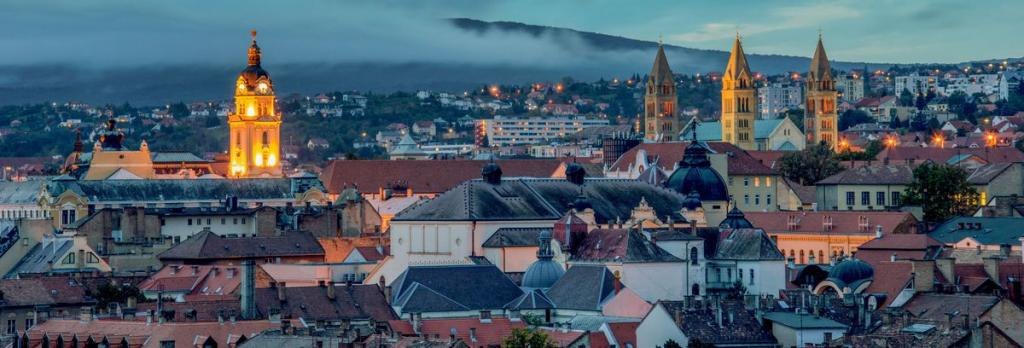 Van élet a sulin kívül is! – Pécs egy igazi élhető város!