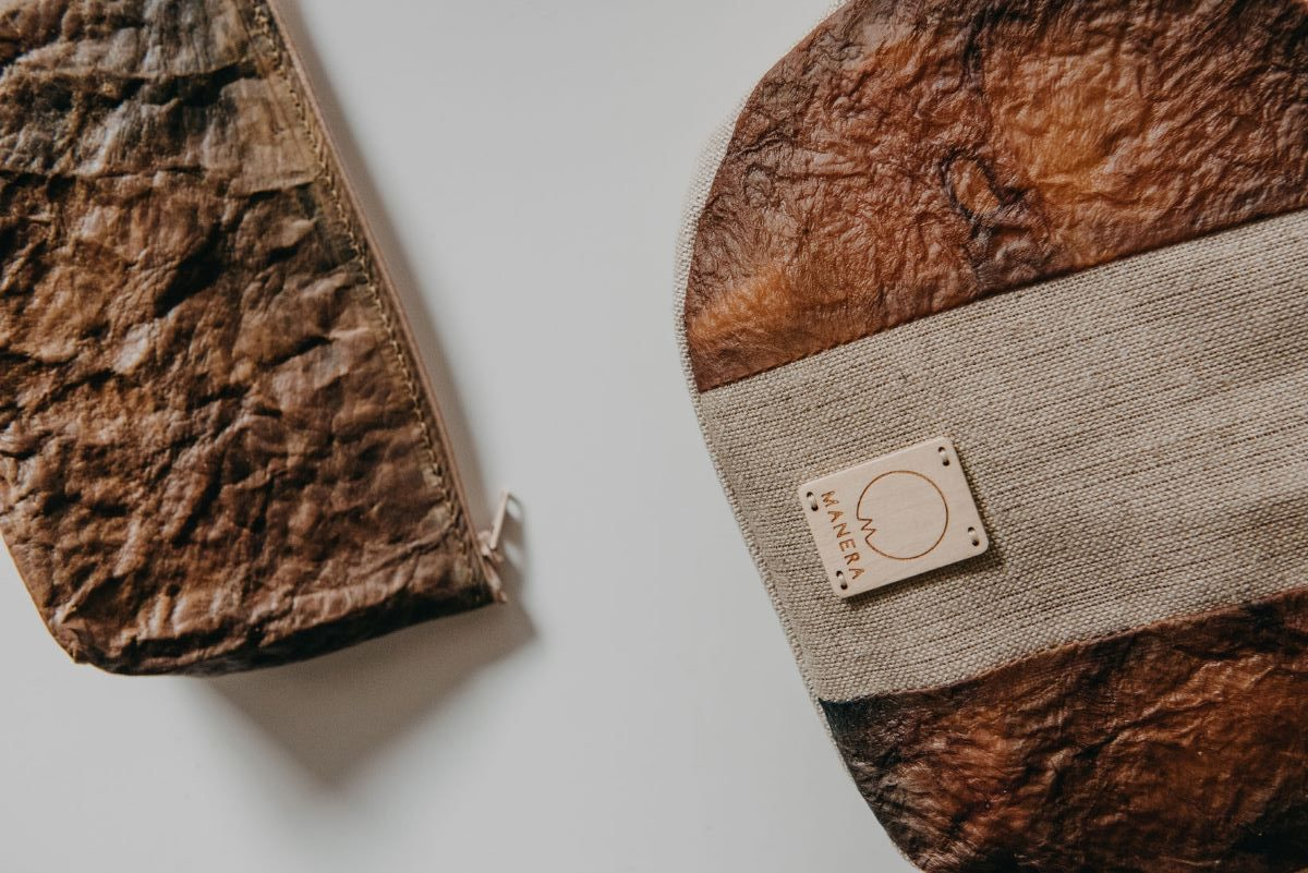 Fenntartható divat:                  a gombabőrkészítő műhely