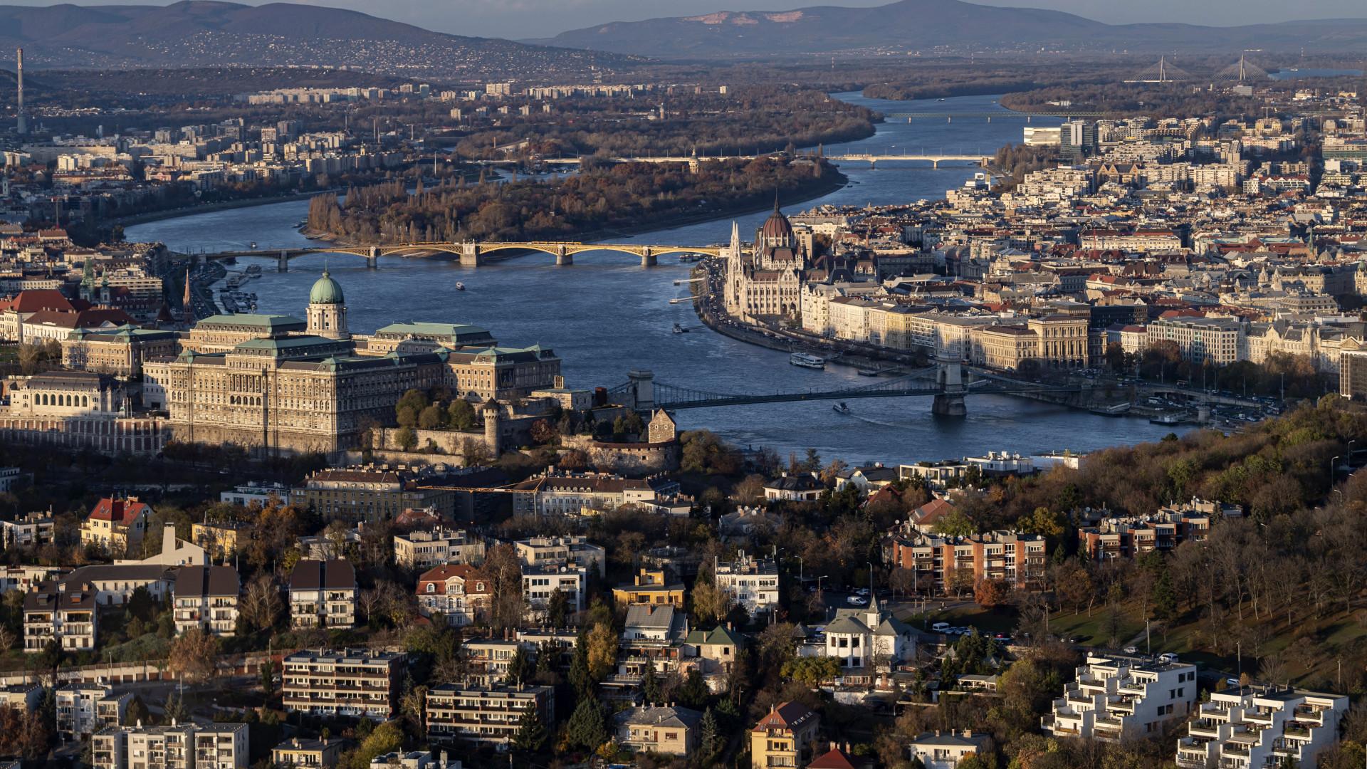 Madártávlatból mérnökszemmel: 2021 Budapest